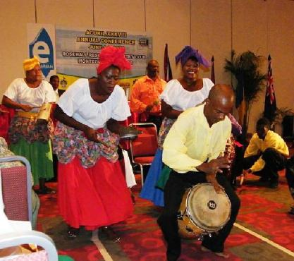 Rich Culture of Music and Dance [Picture by Travelin' Librarian]