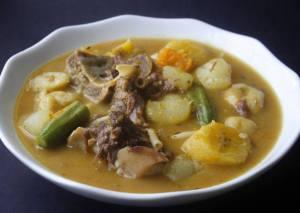 Jamaican Beef Soup